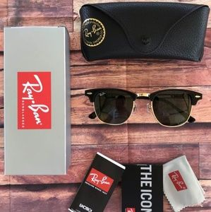 Ray-Ban Accessories - ⚠️60% OFF AUTHENTIC RAY BAN CLUBMASTER